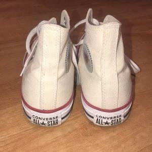 Converse Shoes - Converse Chuck Taylor All Star Cream Heart Shoes